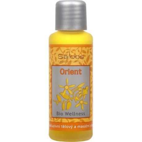 Bio Wellnes tělový a masážní olej Orient 50ml - SALOOS