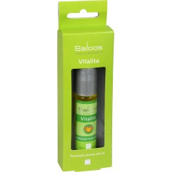 Bio aroma roll-on Vitalita (Povzbuzující) 9ml - SALOOS
