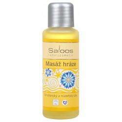 Olej na masaž hráze 50ml - SALOOS
