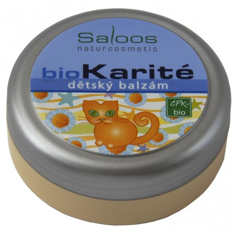 Bio dětský balzám 50ml - SALOOS