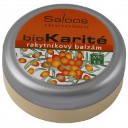 Bio rakytníkový balzám 250ml - SALOOS