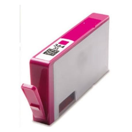 HP 364XL (CB324EE) červe s čipem HP Photosmart C5380, B109, Deskjet D5460 - kompatibilní inkoustová náplně (cartridge) - HP