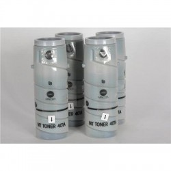 Toner Agfa X-310 / X-410, Develop D-3550 / D-4550 (TonerKit 4 x 650g)
