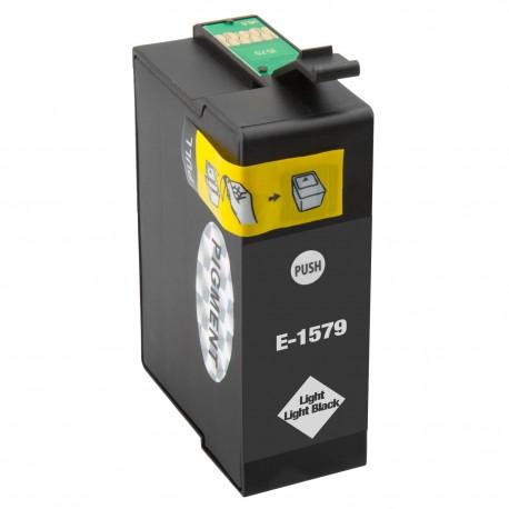 Cartridge Epson T1579 Light Light Black Epson Stylus Photo R3000 - kompatibilní inkoustové náplně