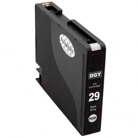 Cartridge PGI-29 DGY Dark Gray pro  PIXMA Pro 1 - kompatibilní inkoustové nápln (cartridge)  - Canon