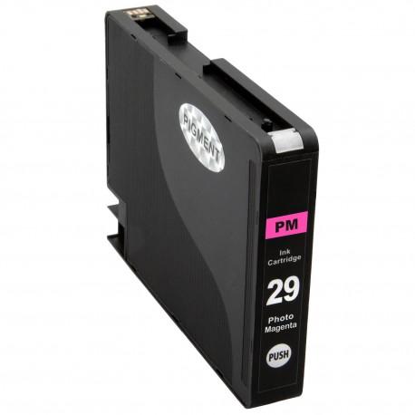 Cartridge PGI-29 PM Photo Magenta pro  PIXMA Pro 1 - kompatibilní inkoustové nápln (cartridge)  - Canon