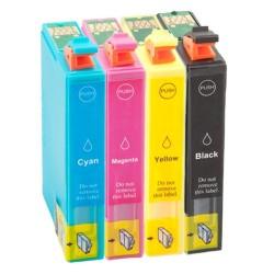Sada 4ks Epson T1806 (T1801, T1802, T1803, T1804, T1805) Epson Expression Home - kompatibilní inkoustové náplně (cartridge)