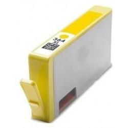 HP 364XL (CB325EE) žlutá s čipem HP Photosmart C5380, B109, Deskjet D5460 - kompatibilní inkoustová náplně (cartridge) - HP