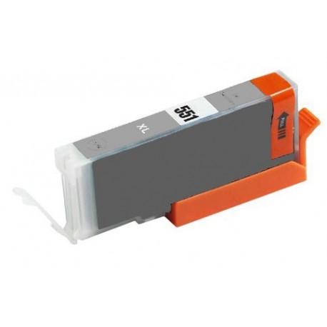 Canon CLI-551GY šedá (gray) (CLI-551XL,PGI-550) MG6350 - kompatibilní inkoustová nápln (cartridge)  - Canon
