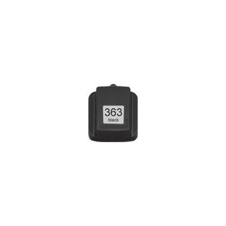 Cartridge HP 363Bk (363XL, HP363, HP363XL, C8719EE, C8721EE) černá (black) s čipem HP Photosmart-kompatibilní inkoustová náplň
