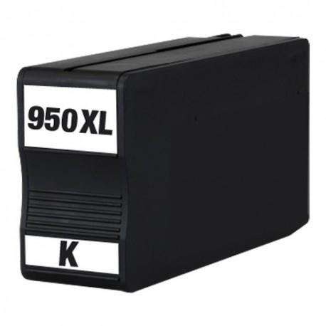 Cartridge HP 950XL (950 XL, CN045A) černá (black) s čipem HP Officejet Pro 8100, 8600 - kompatibilní inkoustová náplň