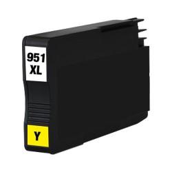 Cartridge HP 951XL (951 XL, 950XL, CN048A) žlutá (yellow) s čipem HP Officejet Pro 8100, 8600 - kompatibilní inkoustová náplň