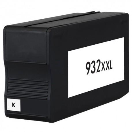 Cartridge HP 932XL (932 XL, CN053A) černá (black) s čipem HP Officejet 6100, 6600, 6700 - kompatibilní inkoustová náplň