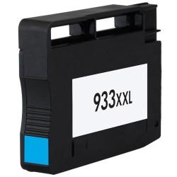 Cartridge HP 933XL (932XL, 933 XL, CN054A) modrý (cyan) s čipem HP Officejet 6100, 6600, 6700 - kompatibilní inkoustová náplň