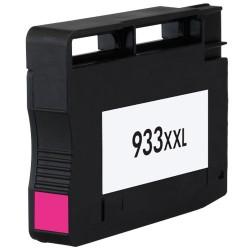 Cartridge HP 933XL (932XL, 933 XL, CN055A) červená (mgenta) s čipem HP Officejet 6100,6600,6700-kompatibilní inkoustová náplň