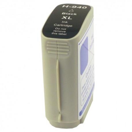 Cartridge HP 940XL (940 XL, C4906A) černá (black) s čipem HP Officejet Pro 8000, 8500 - kompatibilní inkoustová náplň