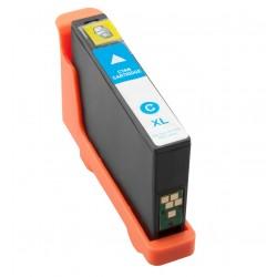 Cartridge modrá (cyan) pro Dell V525,V525W,V725W - 592-11813,55K2V, 592-11808, DG83C, 592-11816,WD13R - komp. inkoustová náplň