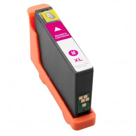 Cartridge červená (magenta) pro Dell V525W,V725W - 592-11814 (J56GD),592-11809 (F63XK),592-11817 (9VFFV)-komp. inkoustová náplň