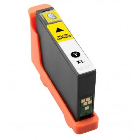 Cartridge žlutá (yellow) pro Dell V525W, V725W - 592-11815 (PT22F) 592-11810 (MCCT6),592-11818 (Y4GFJ)-komp. inkoustová náplň