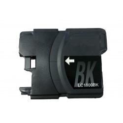 Cartridge Brother LC-1100Bk / LC-980Bk černá (black) - DCP-145,DCP-165,MFC-250, MFC-490,MFC-670 - kompatibilní inkoustová náplň