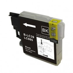 Cartridge Brother LC-985Bk černá (black) - DCP-J125,DCP-J315,DCP-J515,MFC-J220,MFC-J265,MFC-J415-kompatibilní inkoustová náplň