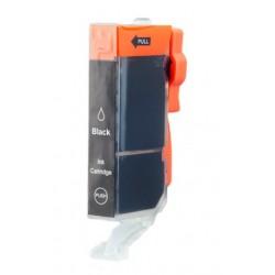Cartridge Canon CLI-8Bk (PGI-5, CLI-8) foto-černá (photo-black) - kompatibilní inkoustová náplň - IP-3300, IP-4200, MP-500
