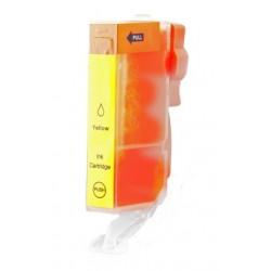 Cartridge Canon CLI-8Y (PGI-5, CLI-8) žlutá (yellow) - kompatibilní inkoustová náplň - IP-3300, IP-4200, MP-500, MP-600