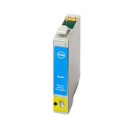 Cartridge Epson T1282 modrá (cyan) - komp. inkoustová náplň - Epson Stylus SX125, SX130, SX230, SX235, SX425, SX430, SX420