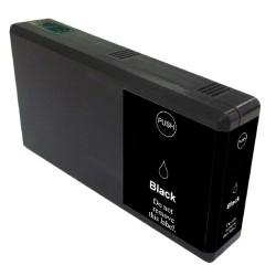 Cartridge Epson T7011 černá (black)  - kompatibilní inkoustová náplň - Epson Workforce Pro WP-4525, WP-4015, WP-4025, WP-4095