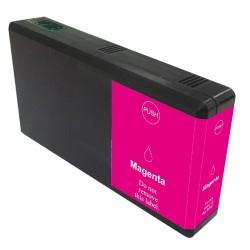Cartridge Epson T7013 červená (magenta)  - kompatibilní inkoustová náplň - Epson Workforce Pro WP-4525, WP-4015, WP-4025