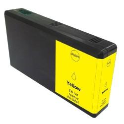 Cartridge Epson T7014 žlutá (yellow)  - kompatibilní inkoustová náplň - Epson Workforce Pro WP-4525, WP-4015, WP-4025, WP-4095