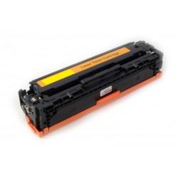Toner HP CB542A  (CB542, 125A) žlutý (yellow) 1400stran kompatibilní - LaserJet CP-1210 / CM-1312 MFP / CP-1214 / CP-1515