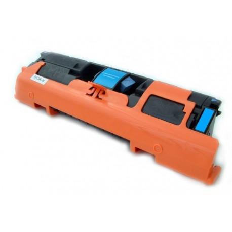 Toner HP Q3961A (122A) modrý (cyan) 4000 stran kompatibilní - LaserJet 1500 / 2550 / 2820 / 2840