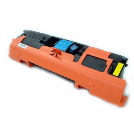 Toner HP Q3962A (122A) žlutý (yellow) 4000 stran kompatibilní - LaserJet 1500 / 2550 / 2820 / 2840