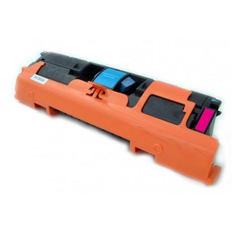 Toner HP Q3963A (122A) červený (magenta) 4000 stran kompatibilní - LaserJet 1500 / 2550 / 2820 / 2840