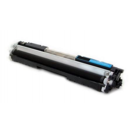 Toner HP CE310A (CE310, 126A) černý (black) 1200 stran kompatibilní - LaserJet CP1025 / Pro 100 Color MFP M175A