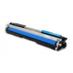 Toner HP CE311A (CE311, 126A) modrý (cyan) 1000 stran kompatibilní - LaserJet CP1025 / Pro 100 Color MFP M175A