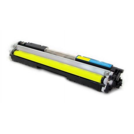 Toner HP CE312A (CE312, 126A) žlutý (yellow) 1000 stran kompatibilní - LaserJet CP1025 / Pro 100 Color MFP M175A