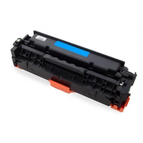 Toner HP CE411A (305A) modrý (cyan) 2200 stran kompatibilní - LaserJet 300 Color M351A / 400 Color M475DW