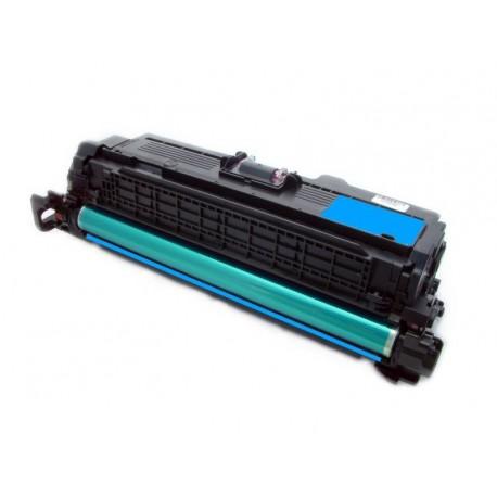 Toner HP CE251A (504A, CE251) modrý (cyan) 7000 stran kompatibilní - LaserJet CP3520 / CP 3525 / CP3530