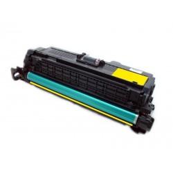 Toner HP CE252A (504a, CE252) žlutý (yellow) 7000 stran kompatibilní - LaserJet CP3520 / CP 3525 / CP3530