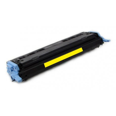 Toner HP Q6002A žlutý (yellow) 2000 stran kompatibilní - LaserJet 1600 / 2600 / 2605 / CM-1015