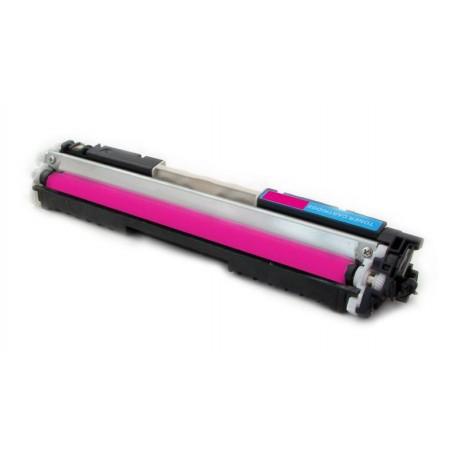 Toner HP CE313A (CE313, 126A) červený (magenta) 1000 stran kompatibilní - LaserJet CP1025 / Pro 100 Color MFP M175A