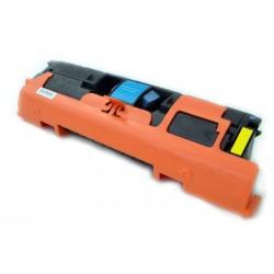 Toner HP C9702A žlutý (yellow) 4 000 stran kompatibilní - Color LaserJet 1500, 1500L, 2500L, 1500N, 2500N
