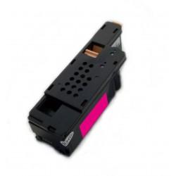 Toner Epson C13S050612 (S050612) červený (magenta) 1400 stran kompatibilní - C1700, CX17, CX17N, C1750