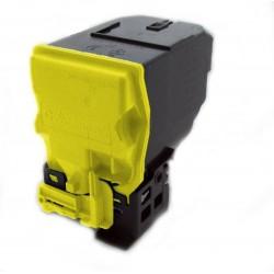 Toner Epson C13S050590 (S050590) žlutý (yellow) 6000 stran kompatibilní - C3900, CX37, CX37DN