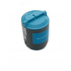 Toner Samsung CLP-C300A (C300, 300A, C300A) modrý (cyan) 1000 stran kompatibilní - CLP-300, CLX-2160, CLX-3130, CLX-3160