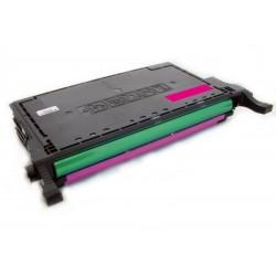 Toner Samsung CLT-M5082L (M5082S, M5082L, M5082) červený (magenta) 4000 stran komp. - CLP-620, CLP-670, CLX-6220, CLX-6250