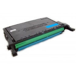 Toner Samsung CLT-C6092S (C6092S, C6092) modrý (cyan) 7000 stran kompatibilní - CLP-770, CLP-770ND, CLP-775, CLP-775