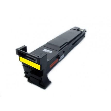 Toner Konica Minolta A0DK251 žlutý (yellow) 8000 stran kompatibilní - Magicolor 4650, 4690, 4695